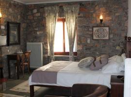 Guesthouse Karahalios, Polydrossos