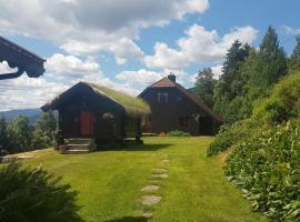 Telemark Inn- Vacation Home, Fyresdal