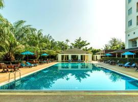Tinidee Hotel@Ranong, Ranong