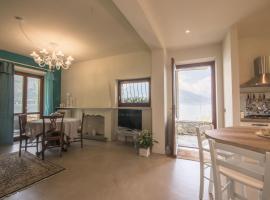 La Punta Apartment, Bellagio