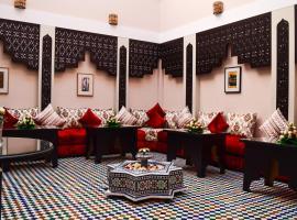 Riad Zaki, Marrakesz