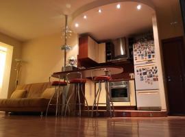 Apartment at Panfilova 4, Chimki
