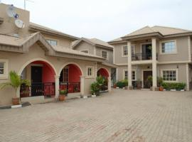 Heritage Inn and Suites, Aliayabiagba