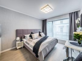 Apartament Pilsudskiego WAWELOFTS, Krakau