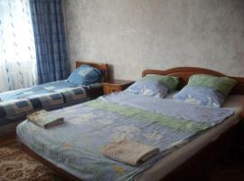 Marisha's flat, Chişinău