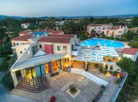 Aeolian Gaea Hotel, Skála Kallonís