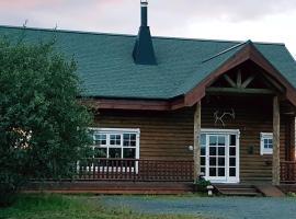 Viking Villa - Holiday Rental, Fludir
