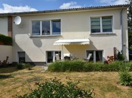 Spacious Apartment in Ravensberg near Sea