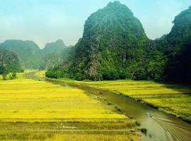Tam Coc Golden Rice, Ninh Binh