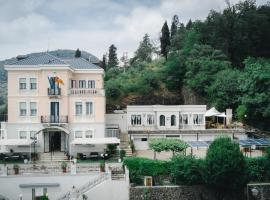 Villa Lussana, Teolo