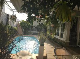 Nancy Rio Beach Villa, Vung Tau