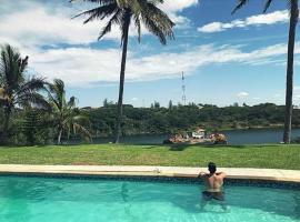 Bilene Beach House - a dreams house, Vila Praia Do Bilene