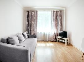 Apartment near to Druzhby Narodiv metro station, Kiew