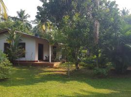 Haus Hainke, Beruwala