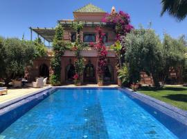 Villa DAR SHAMSI, Marrakech