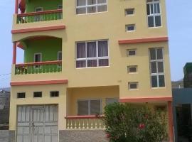 Zurc Flat 2 Bufador PN, Porto Novo