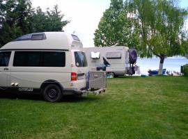 Camping Lakeside & Rooms, Struga