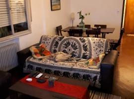 Comodo y tranquilo apartamento en Ciudad Vieja, 蒙得维的亚