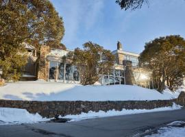 Breathtaker Hotel and Spa, Mount Buller