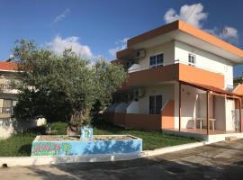 Yannis Apartments, Afántou