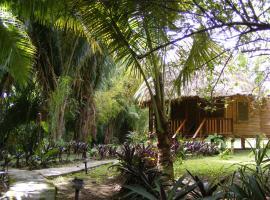 Cohune Palms River Cabanas, Bullet Tree Falls