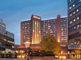 Hilton Albany, Албани