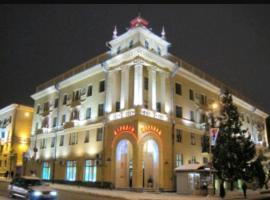 Apartment Serdtce Minska, Minsk