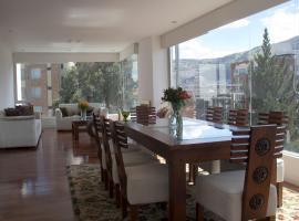 Luxury apartment, Quito