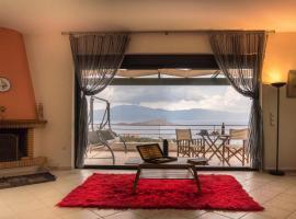 Seaview Amoni villa, Kórfos