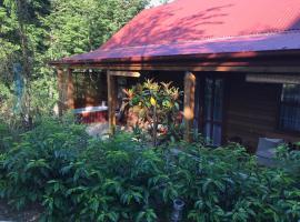 Real Romance Cottage, 汉默温泉