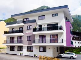 Amaris Apartments, Ischgl