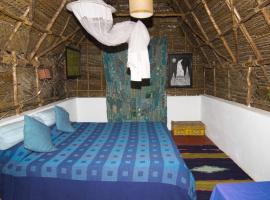 Room in a hut in Mandrem, Goa, by GuestHouser 8988, Mandrem