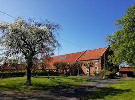 Luettje-Auszeit, Dornum