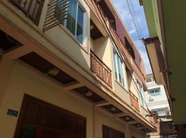 Orange Apartment, 永珍