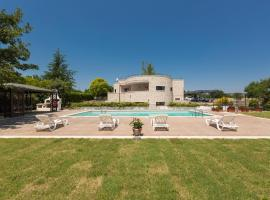Villa Montedoro, Noci
