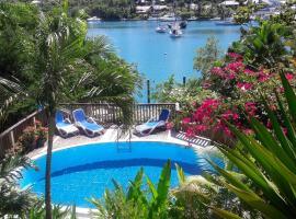 Mango Beach Inn, Marigot Bay