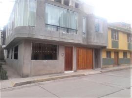 Sumak House, Cuzco