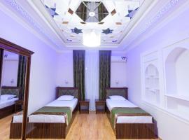 Hotel Rayhon, Бухара