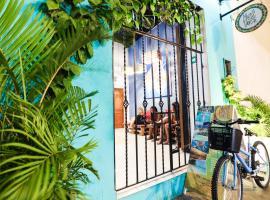 Mystic House Hostal, Cartagena de Indias
