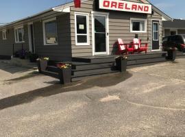 Oreland Motel, Flin Flon
