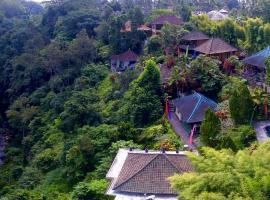Tanah Merah Art Resort, Ubud