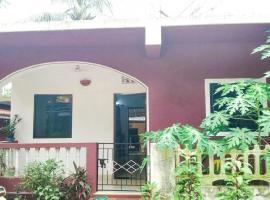 Villa near Mandrem Beach, Goa, by GuestHouser 41574, Mandrem