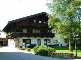 Appartements Rabitsch Hof, Seefeld in Tirol
