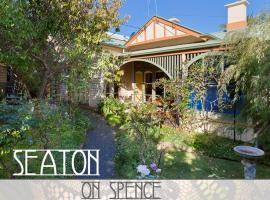 Seaton on Spence - Old world charm with modern living, Варрнамбул