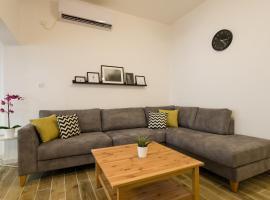 Masada Premium Apartment- Gideon 17, Haifa
