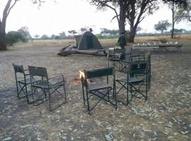 Simoonga Thandizani Volunteers Camping Site, Livingstone