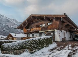 Aparthaus Bergfuhrer, Neustift im Stubaital