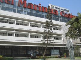Hotel Marinha, Luanda