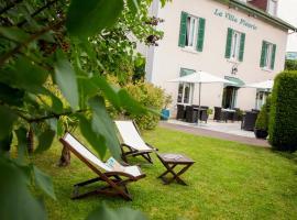 Hotel La Villa Fleurie, Beaune