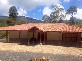 Cabaña El Rosal, San Gil